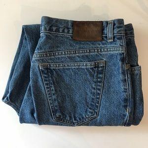 Vintage Ralph Lauren High Waisted Mom Jeans
